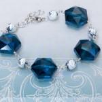Pretty Glass Bead Bracelet