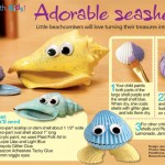 Adorable Seashell Pals