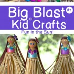 """Our New Book """"Big Blast of Kid Crafts"""" Is Here!"""