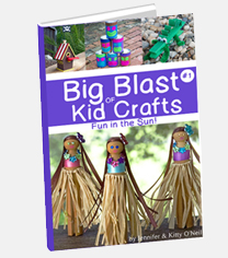 Big-Blast-of-Kid-Crafts Book Cover