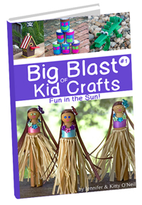 Big Blast of Kid Crafts
