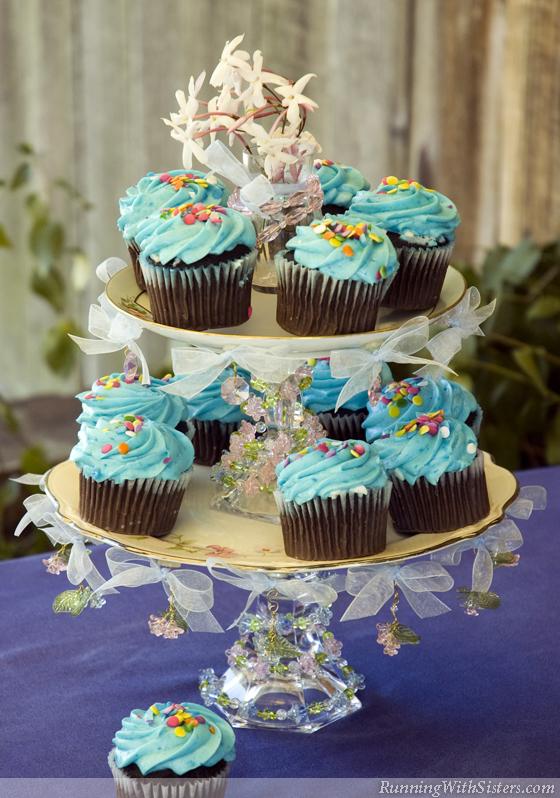 Bridal Sweet Cupcake Stand