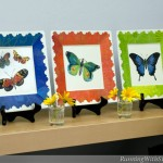 More DIY Home Accents With The Colors Of Summer