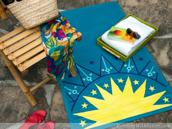 Paint A Patio Pool