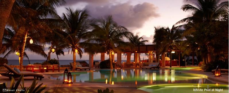 Lighting Is Magical - Viceroy Riviera Maya