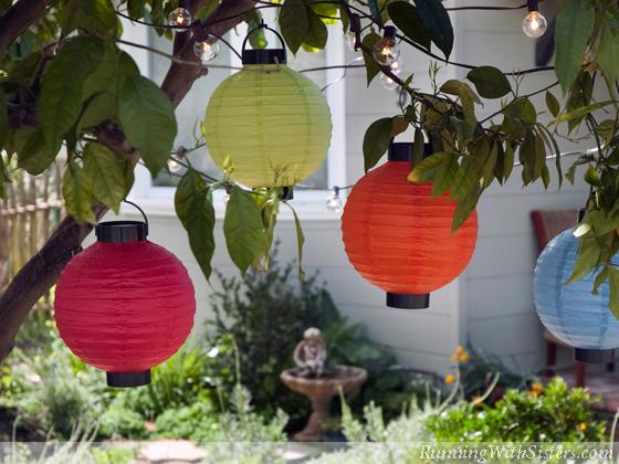 Make Your Garden Glow