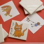Kid Art Coasters