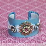 Vintage-Chic Cuff Bracelet
