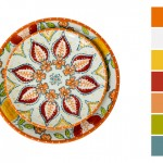 Color Inspiration: Let A Plate Be Your Palette