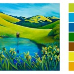Color Inspiration: Learn From The Masters