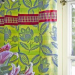How To Sew Palm Beach Café Curtains