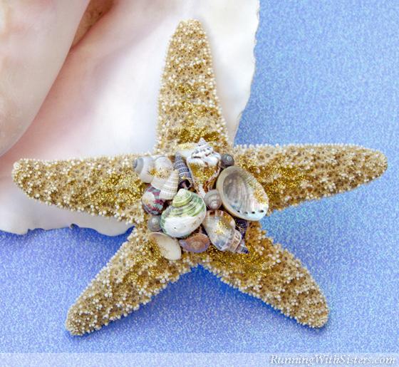 Sparkling Starfish