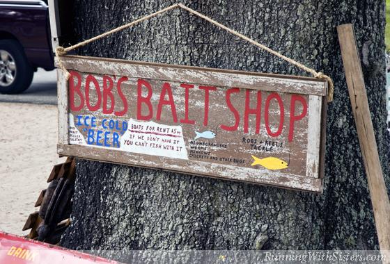 Bob's Bait Shop
