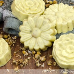 Chamomile Flower Soaps