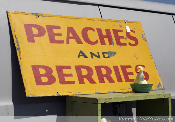 Peaches and Berries
