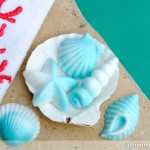 How To Make Seashell Swirled Soaps
