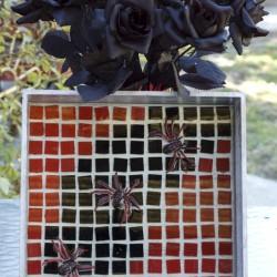 Macabre Mosaic Tray
