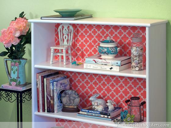 Paper Back Bookcase