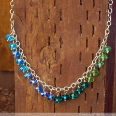Dangling Bead Necklace