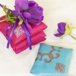 Lavender Letter Sachets