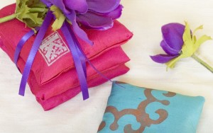 Make No Sew Sachets For Mother's Day