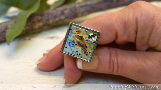 Easy Resin Ring