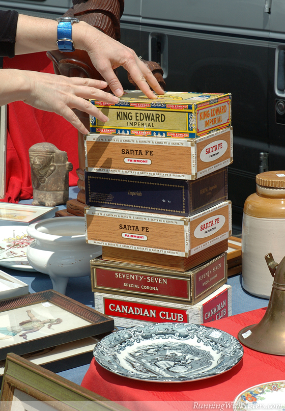Tip Cigar Boxes