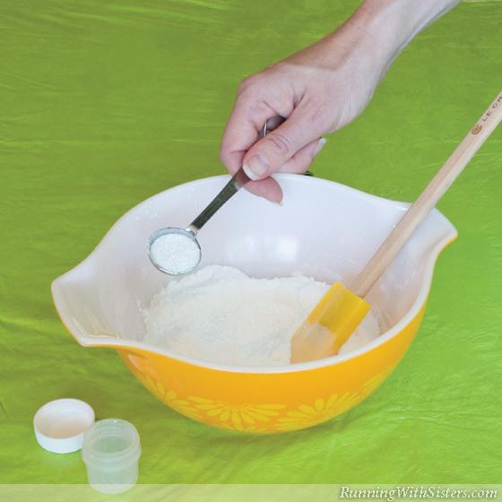 Step 2 Add Soap Glitter