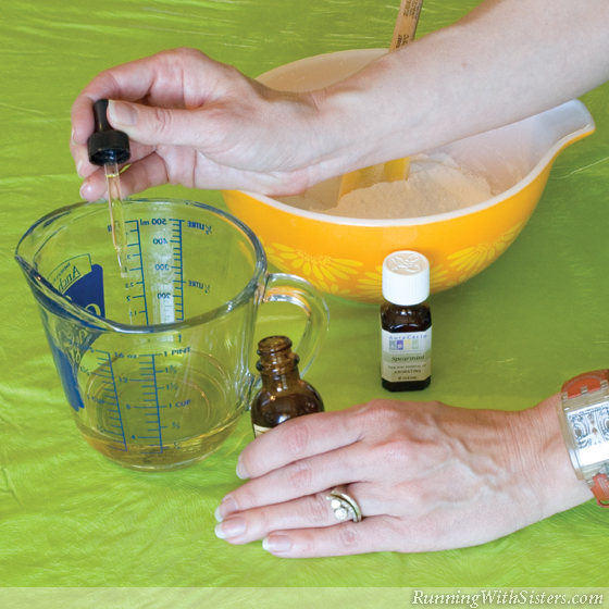 Step 3 Add Essential Oils