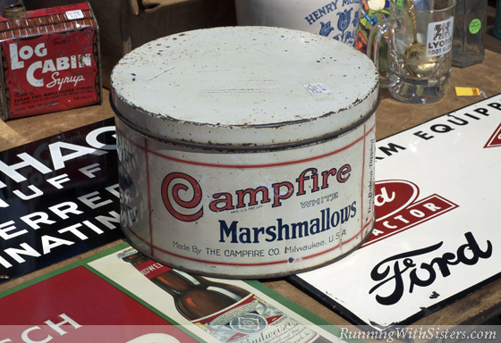Campfire Marshmallows Tin