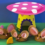 Kid Craft! The Mouse House