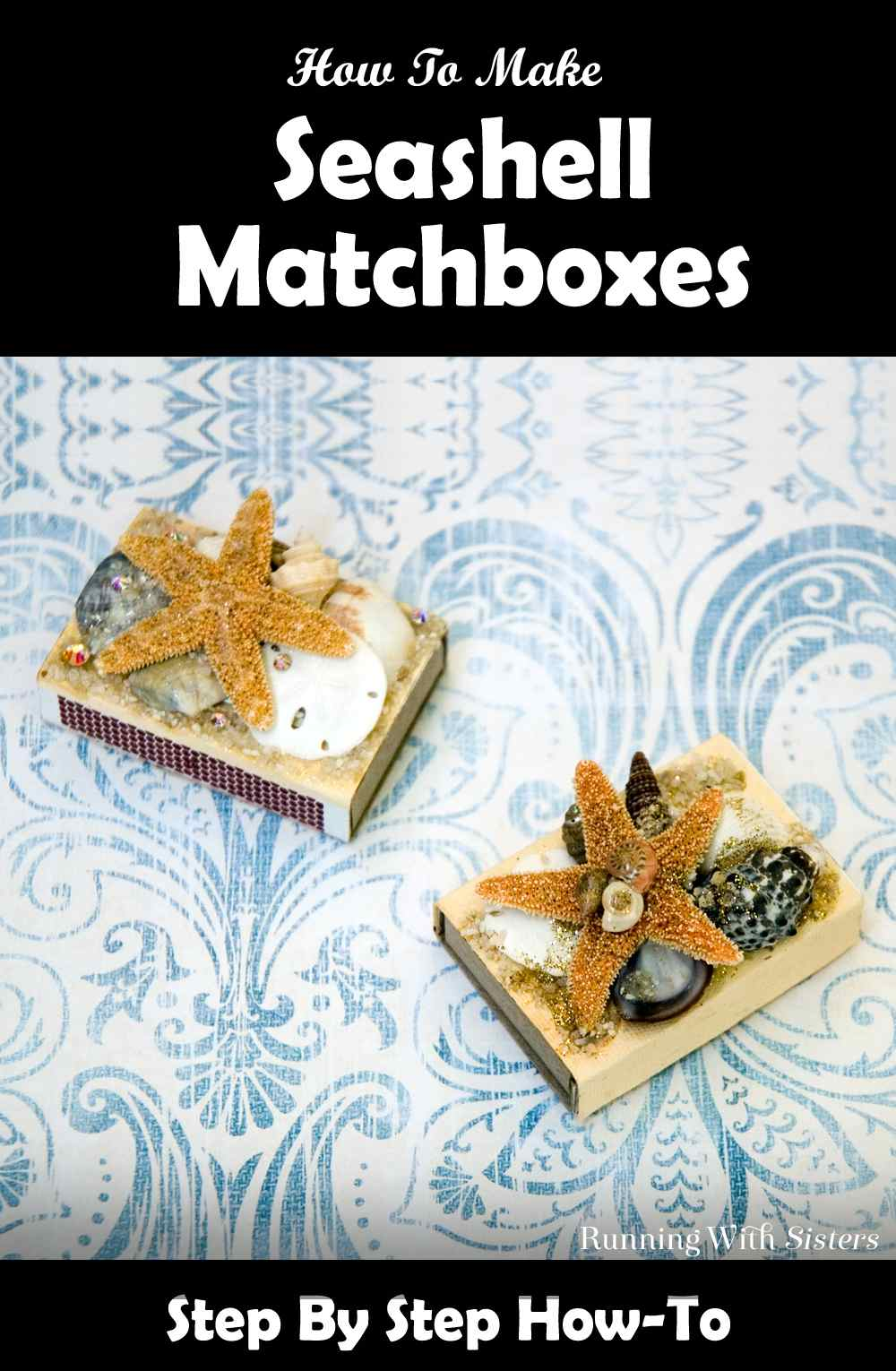 Seashell Matchboxes Pinterest