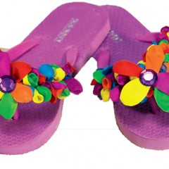 Balloon Flipflops 2