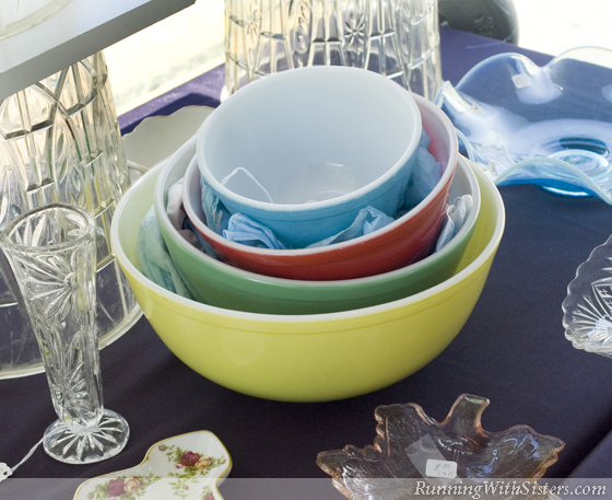 Primary Colors Bowls