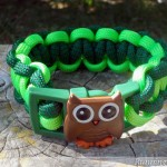 Kid Craft: Owl Paracord Bracelet