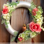 Spring Wreath – We Put A Bird On It!