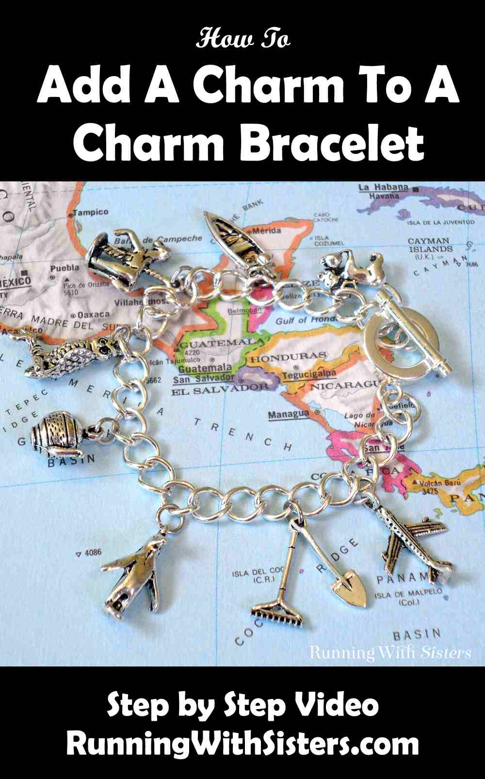 Add A Charm To A Charm Bracelet Pinterest