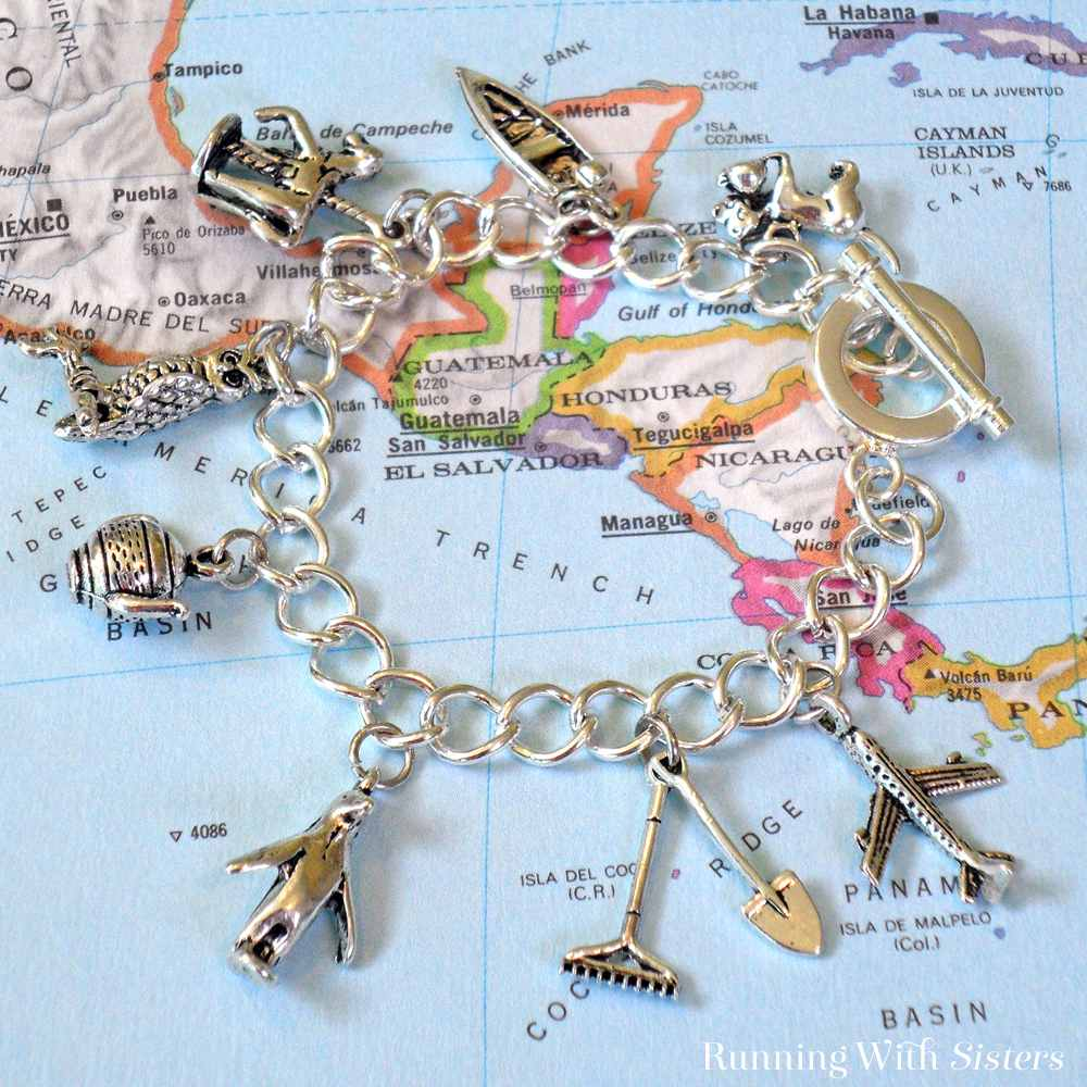 Add A Charm To A Charm Bracelet