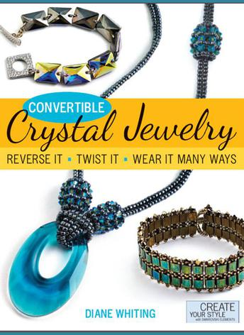 Convertible Crystal Jewelry Cover