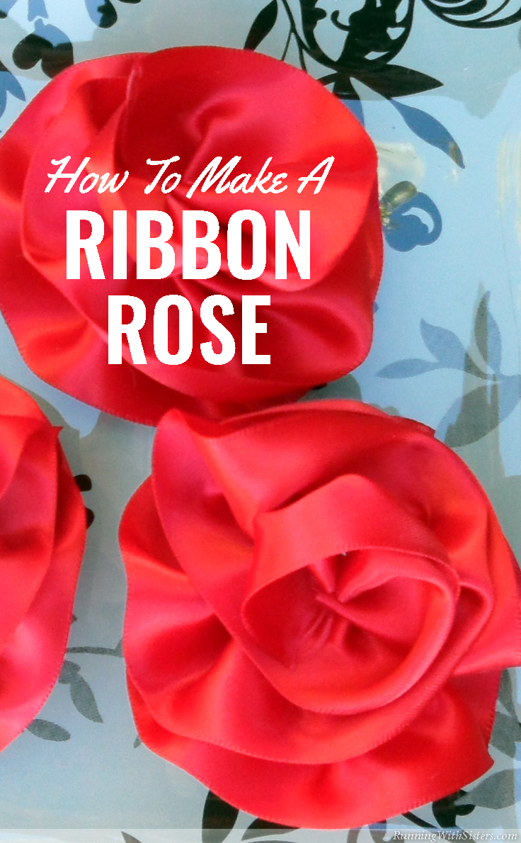Ribbon roses are lovely! Learn to make one out of a piece of ribbon using just a needle and thread. Turn a ribbon rose into a brooch or dress up a package!