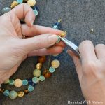 How To Shorten A Necklace 2