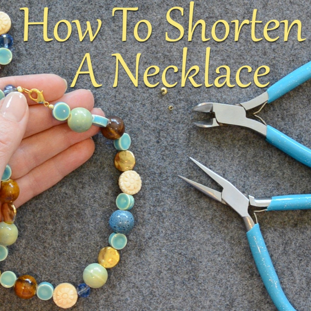 How To Shorten A Necklace - Intro Still