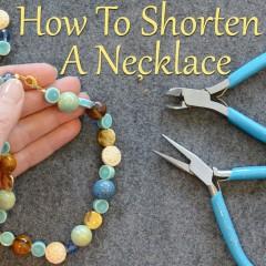 How To Shorten A Necklace - Intro Still