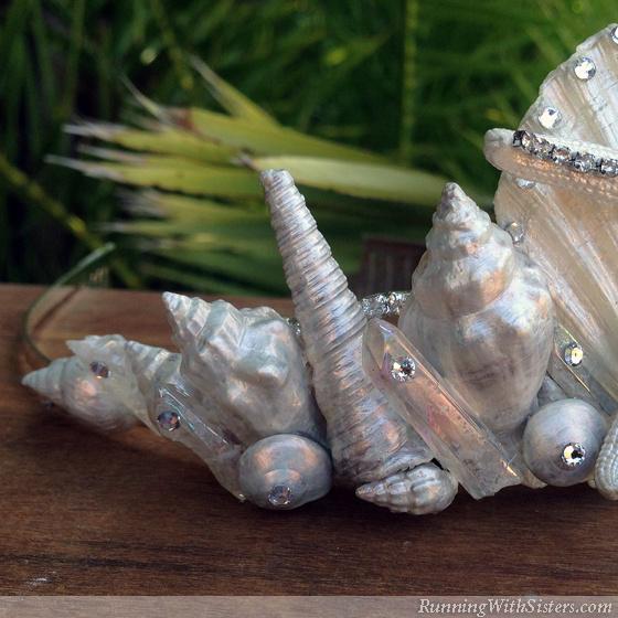How To Make A Seashell Mermaid Crown