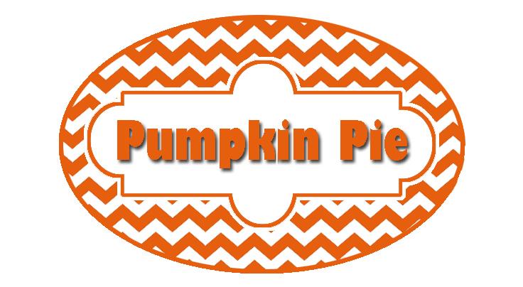 Pumpkin Pie Candle In A Jar- Label