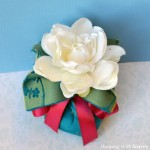 How To Make A Gifty Flower Sachet