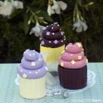 Sweet Cupcake Ring Boxes