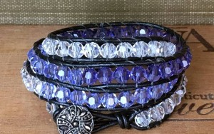 How To Make A Beaded Wrap Bracelet