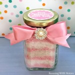 Pink Peppermint Bubbling Bath Soak