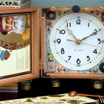 Steampunk Cigar Box Clock